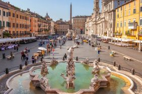 Piazza Navona, History and Architecture