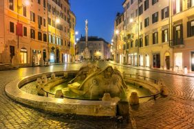 Spanish Steps and Barcaccia: History and Monuments to See