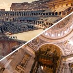 Combined ticket: Colosseum and St. Peter's Basilica