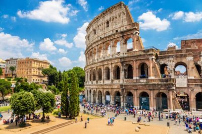Colosseum and Roman Forum: guided tour