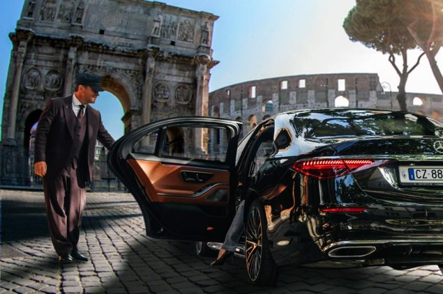 Limo Rome - Car rental services with driver