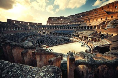 Skip-the-line ticket for the Colosseum and arena + Roman Forum and Palatine Hill